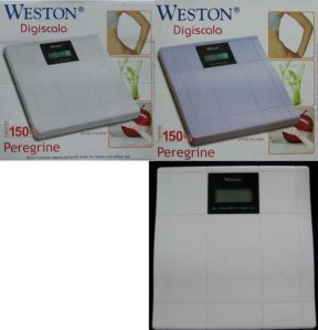 Weston Digital Scale Peregrine