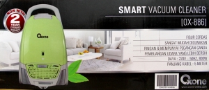 Oxone Smart Vacuum Cleaner