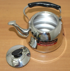 Cookmaster Potobelo Silver Kettle